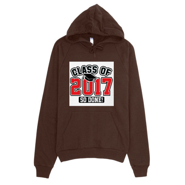 "Class of ""2017"" Hoodie - ZOË Products Int'l. - 4"