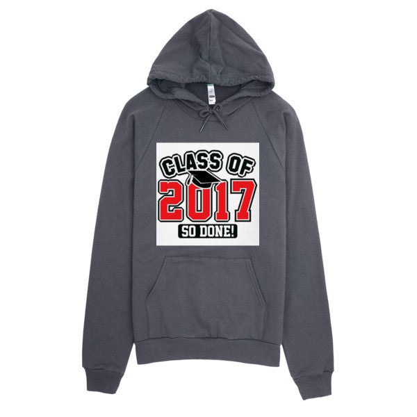 "Class of ""2017"" Hoodie - ZOË Products Int'l. - 3"