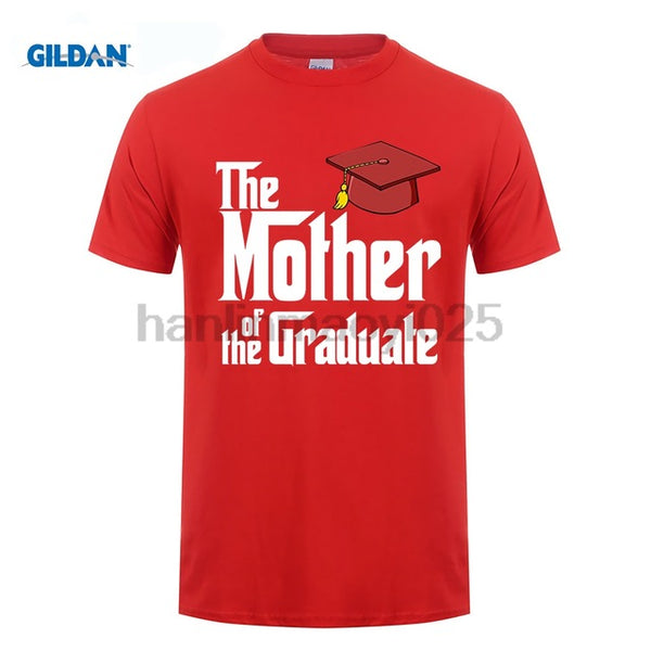 GILDAN Class of 2018 The Mother of The Graduate Grad Cap T-Shirt