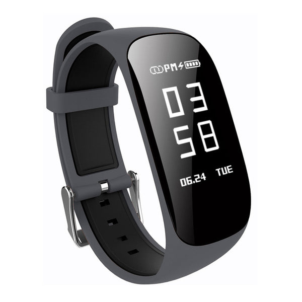 VERYFiTEK V6 Fitness Smart Band Wrist Bracelet Wristband Heart Rate Monitor IP67 Bluetooth 4.2 Smartband For iPhone Android