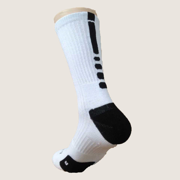 New! ZOË Thick Outdoor Men's Athletic Socks Fashion Sport Professional Basketball Elite Brand Sock Good Quality - ZOË Products Int'l. - 12