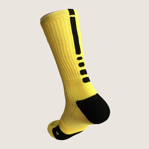 New! ZOË Thick Outdoor Men's Athletic Socks Fashion Sport Professional Basketball Elite Brand Sock Good Quality - ZOË Products Int'l. - 13