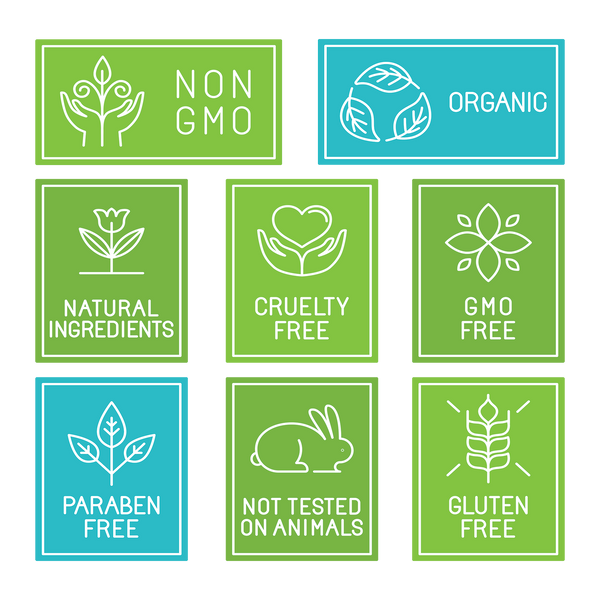 Organik Beauty - All of our skincare products contain only natural ingredients and are cruelty free, non gmo and paraben free.