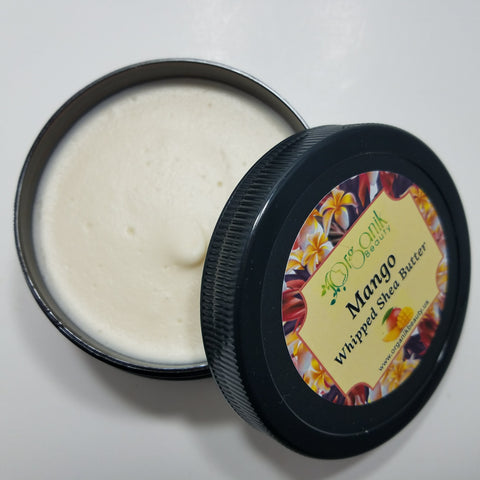 Mango Whipped Shea Body Butter - Organik Beauty