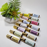 All Natural Roll-On Body Oils 10 ml by Organik Beauty