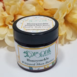 Honeysuckle All Natural Whipped Shea Body Butter 2 oz - Summer Collection by Organik Beauty