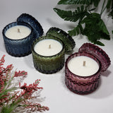 Coconut Palm Natural Soy Wax Candle - Organik Beauty