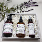 Facial Care System For Normal/Combination Skin Types Infused With Lavender Essential Oil To Balance Skin by Organik Beauty