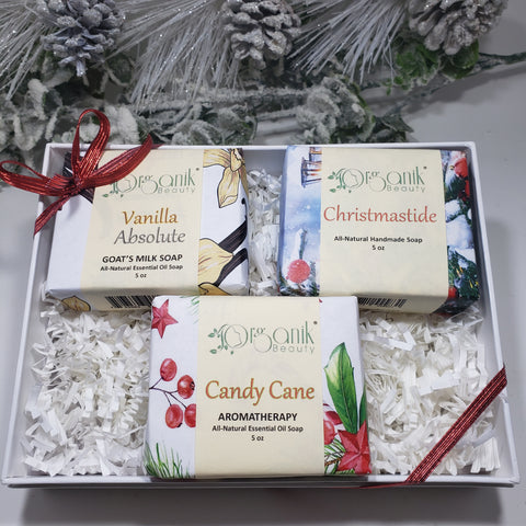 Winter Collection - All Natural Handmade Soaps - Organik Beauty