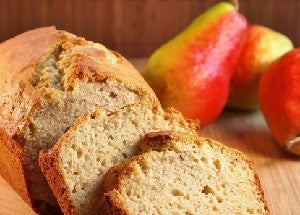 Coffee Pear Bread