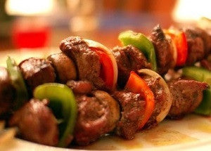 Northern Vermont Lamb Kabobs