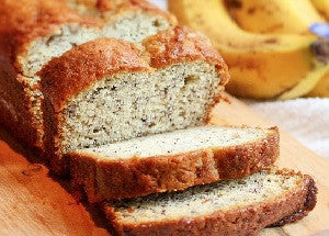 Coffee Banana Bread