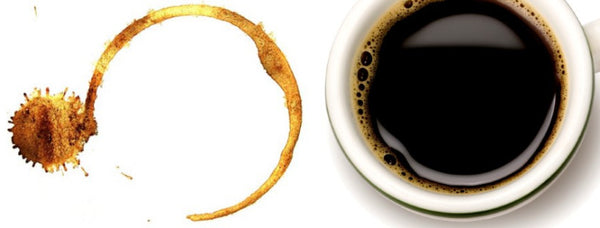 Best Tricks to Remove Coffee Stains