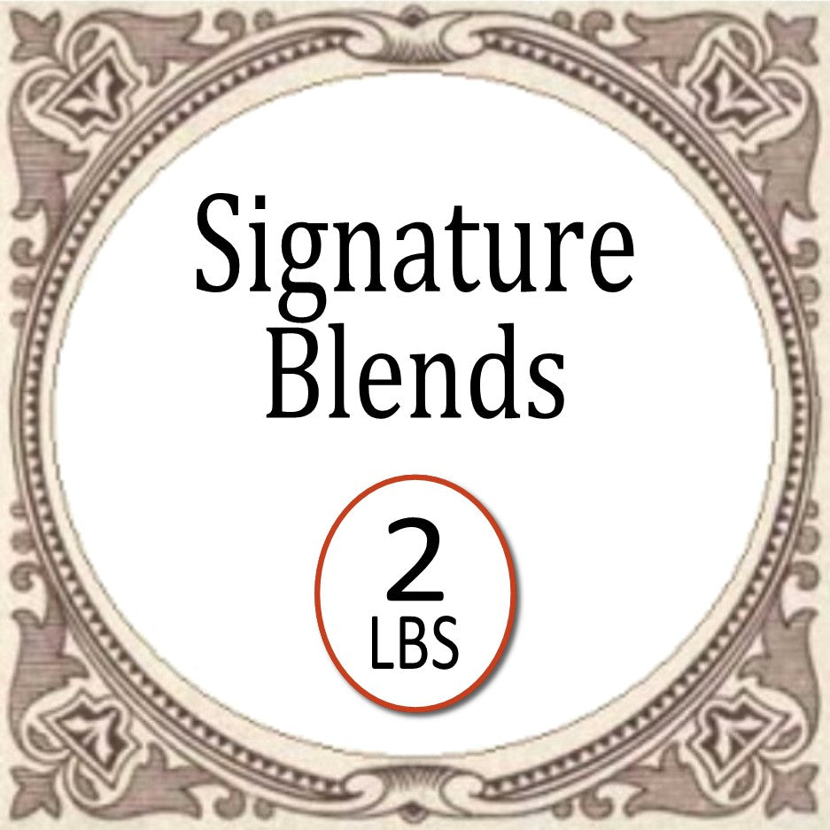 SIGNATURE BLENDS - 2 LBS