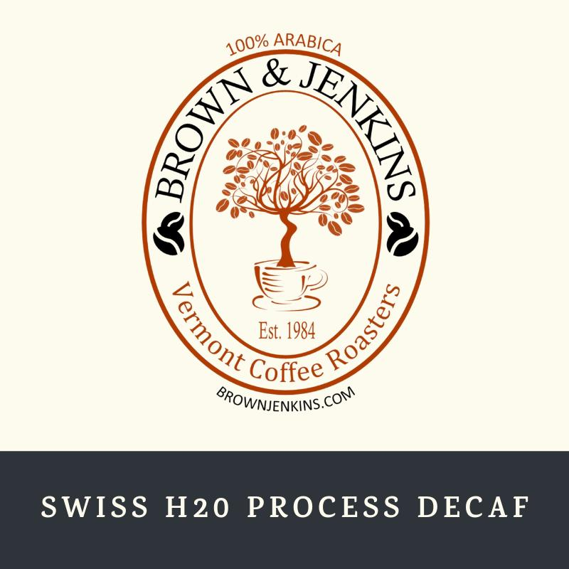 SWISS WATER PROCESS DECAF