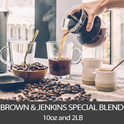 Brown & Jenkins Special Blend