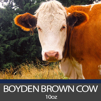 Boyden's Brown Cow