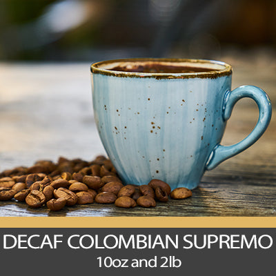 Decaf S.W.P. Colombian Supremo
