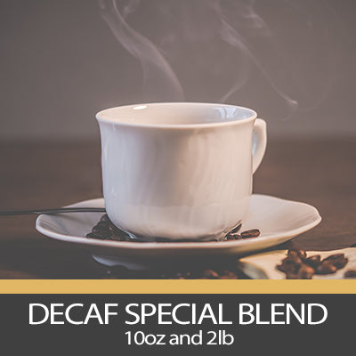 Decaf S.W.P. Special Blend Coffee