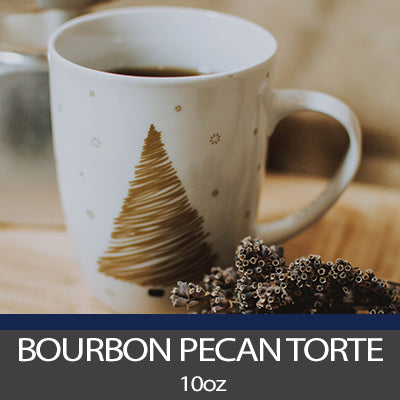 Bourbon Pecan Torte Coffee - 10 oz