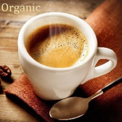 Organic Espresso Roast Coffee - 10 oz - Organic Coffee - Brown & Jenkins - The Vermont Coffee Roasters