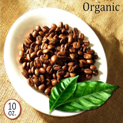 Organic Healthy Living Blend Coffee - 10 oz - Organic Coffee - Brown & Jenkins - The Vermont Coffee Roasters