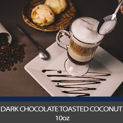 Dark Chocolate Toasted Coconut