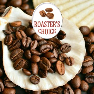 Roaster's Choice - Decaf - 10 oz - Swiss Water Process Decaf - Brown & Jenkins - The Vermont Coffee Roasters