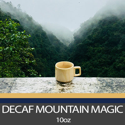 Decaf Mountain Magic