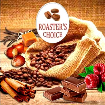 Roaster's Choice - Flavored Coffee - 10 oz - Flavored Coffee - Brown & Jenkins - The Vermont Coffee Roasters