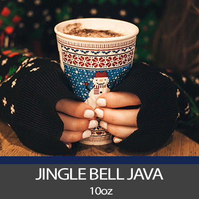 Jingle Bell Java Coffee - 10 oz