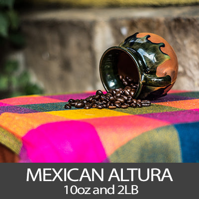 Mexican Altura Coffee