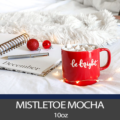 Mistletoe Mocha Coffee - 10 oz