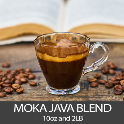 Moka Java Coffee Blend