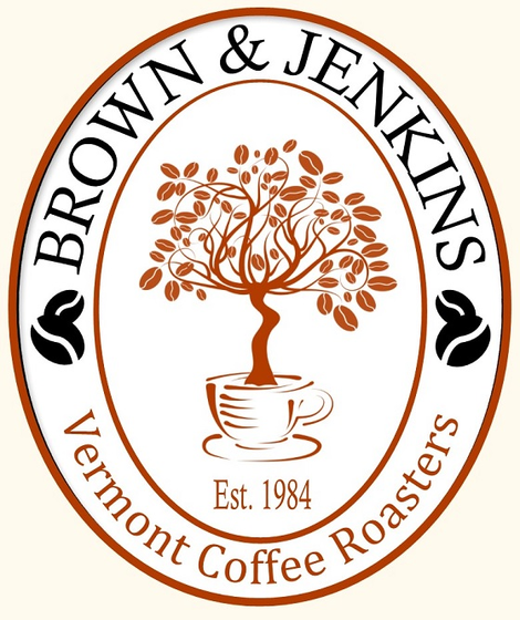 Brown & Jenkins - The Vermont Coffee Roasters