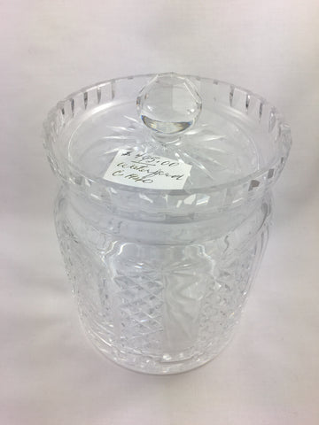 Waterford Crystal Container