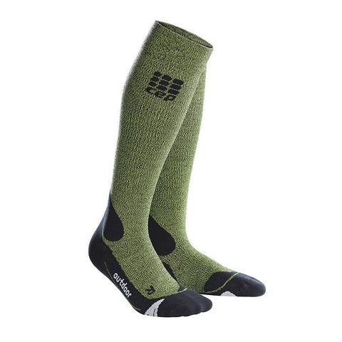 Men's Merino Outdoor Compression Socks