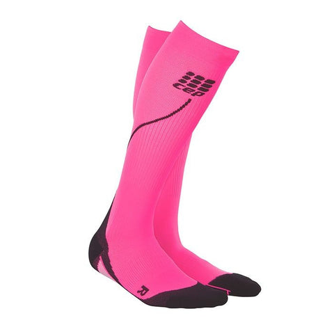 Women's Night Run Compression Socks 2.0