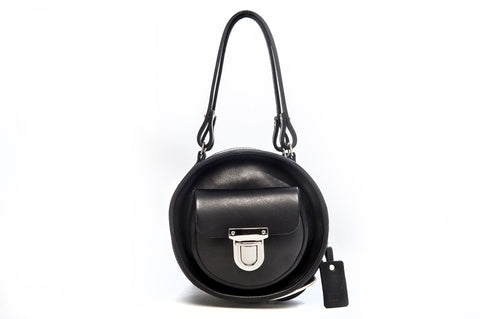 All Round Handbag, Black