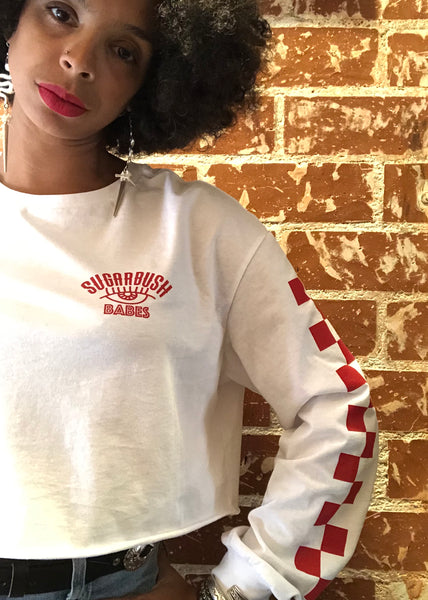 WOM Long Sleeve Tee