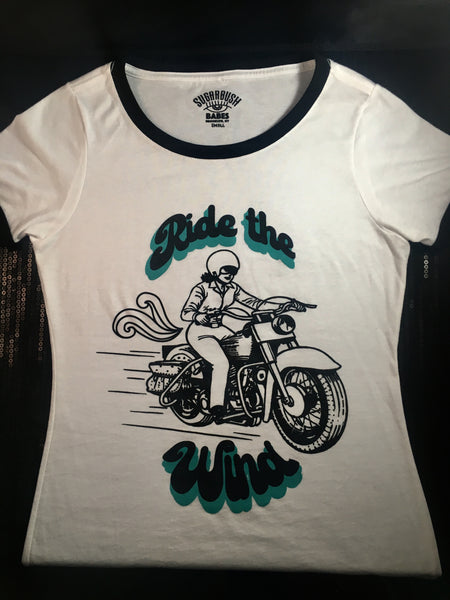 Ride the Wind Tee