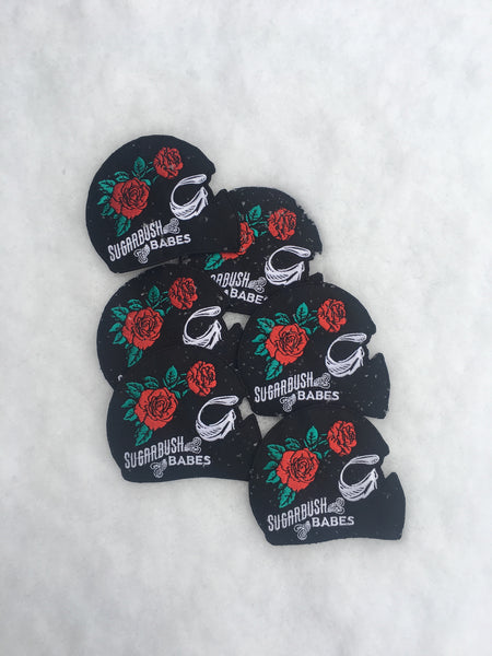 Sugarbush Helmet Patch