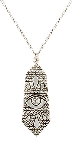 """All Seeing Eye"" Charm Necklace"