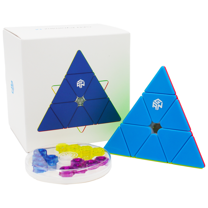 GAN Magnetic Pyraminx (Enhanced)