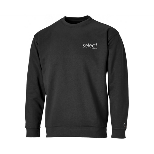 Select Embroidered Crewneck Sweater