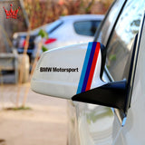 2pcs/lot Rearview Mirror Car styling Motorsport