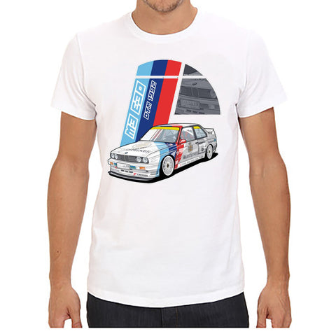BMW E30 Motorsport 2016 Men's t shirt - MLifeM6 - 1