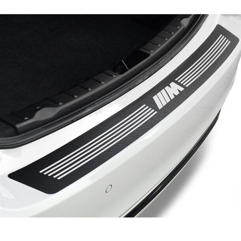 Bumper Protector Sticker Decal for BMW New 3 Series - MLifeM6
