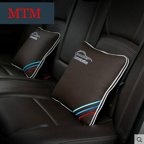 ///M Car pillow is multi-purpose amphibious waist cushion - MLifeM6 - 1
