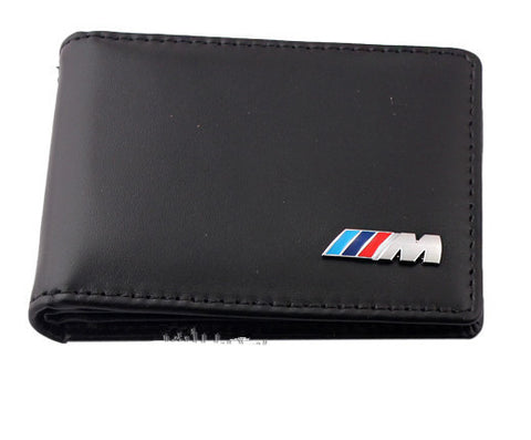 Genuine Leather ///M Wallet - MLifeM6